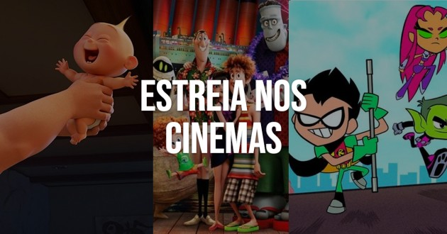 O que vai passar no cinema!
