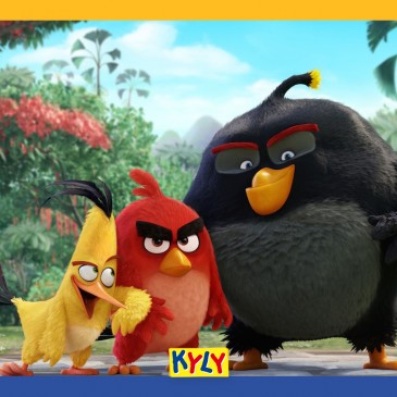 Filmes | Angry Birds